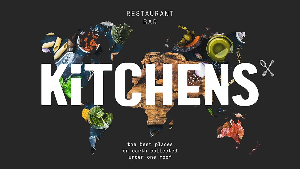 Logo des KITCHENS Restaurant Hamburg HafenCity